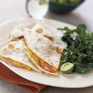 crepes jamon queso